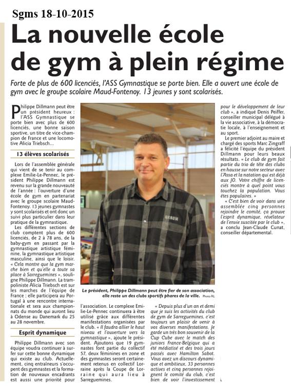 2015 10 18 ecole de gym